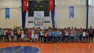 Kahta'da Amatör Spor Haftası etkinlikleri