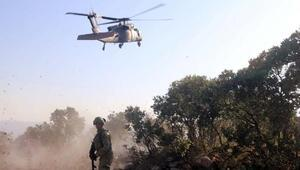 Komandolar, Herekol Dağını teröristlerden temizledi