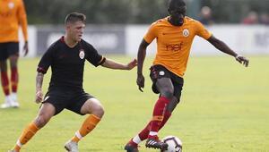 Galatasarayda, Bursaspor maçının hazırlıklarını sürüyor