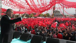 Cumhurbaşkanı Erdoğandan CHPnin İş Bankası hisseleriyle ilgili flaş açıklama