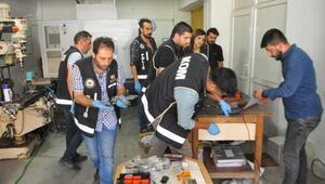Denizlide CNC makinesi ile tabanca yapan 2 kişi tutuklandı