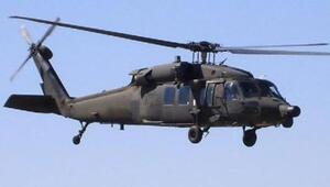 Helikopter kazasına lazerli tespit önlemi
