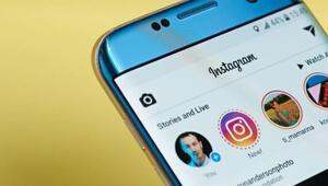 Instagramda artık dokunarak geçeceksiniz