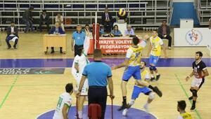 Haliliye Belediyespor voleybol takımından galibiyet