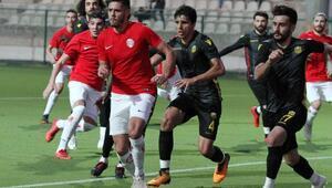 Antalyaspor, Malatyaspor maçı berabere