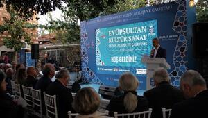 Kültür ve sanat alanında yüzlerce fikir Eyüpsultan'da masaya yatırıldı