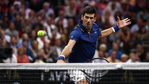Şanghayda şampiyon Djokovic