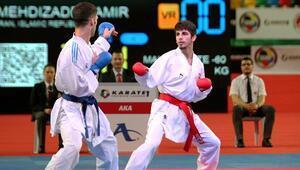 Milli karateciler Tokyoda üç altın madalya kazandı