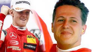 Schumacher'in oğlu F3 Avrupa şampiyonu oldu