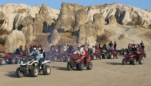 Kapadokyada yeni Altın Yıl heyecanı