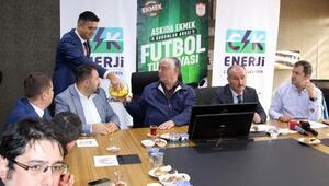 Askıda Ekmek Projesine Futbol Turnuvası ile destek