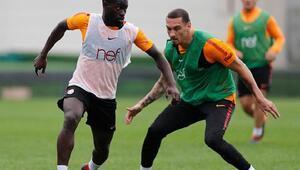 Galatasaray, Bursaspor maçına hazırlanıyor