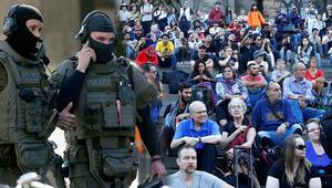 Son dakika: Almanyada rehine krizi