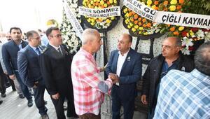 Çiğli Belediye Başkanı Arslanın acı günü