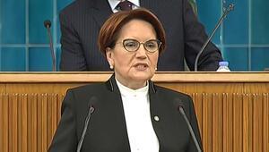 Son dakika... Meral Akşener İYİ Parti grup toplantısında konuştu