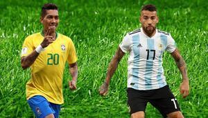 Güney Amerikada Süper klasik bir maç Arjantinda 4 eksik...