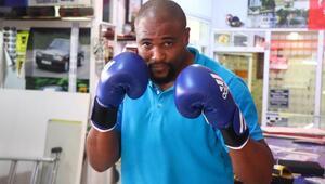 Kübalı eski boksör Müslüman oldu, evliliğe ilk adımı attı