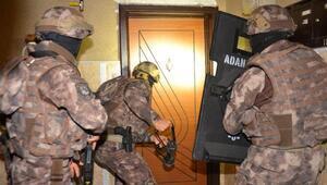 Adanada dolandırıcılık çetesine şafak operasyonu