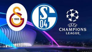 Galatasaray Schalke 04 maçı ne zaman saat kaçta hangi kanalda yayınlanacak