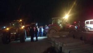 Meclis önünde hareketli dakikalar; traktöre polisler ateş açtı - Ek fotoğraflar