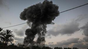 İsrail, Gazzeye saldırdı