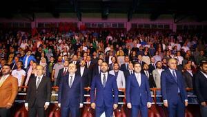Amatör Sporlar ödül töreni Ankarada yapıldı