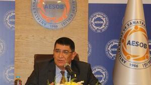 AESOBtan enflasyonla mücadele çağrısı