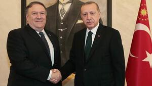 Son dakika... ABD Dışişleri Bakanı Ankarada