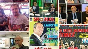 Sporlig Dergisi yeni sayısında yine iddialı