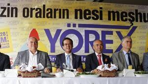 72 ilin yöresel ürünleri, Antalyada buluşacak