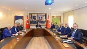 Trakya Kalkınma Ajansı Edirne'de toplandı