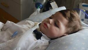 SMA hastası Kaan için yardım çağrısı