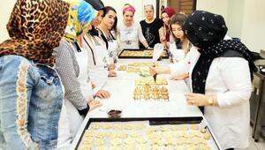 Kadınlar, pasta ustası oluyor