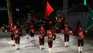 Manavgatta Halk Dansları Şöleni