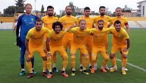 Osmaniyespor FK - Van Büyükşehir Belediyespor: 1-5