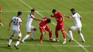 Kastamonuspor 1966 – Bayrampaşa: 1-1