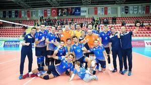 İstanbul BBSK, CEV Şampiyonlar Liginde bir üst turda
