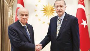 Görüşmede Erdoğan'a af konusunu açmamış
