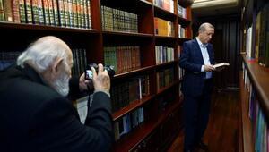 Son dakika... Cumhurbaşkanı Erdoğandan Ara Güler için taziye mesajı