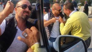 Akılalmaz kavga UBERcinin o iddiası taksiciyi çıldırttı...