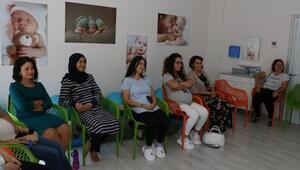 Anne adaylarının rehberi Gebe Okulu