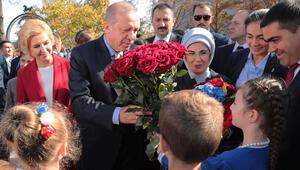 Cumhurbaşkanı Erdoğan Gagavuzya'da