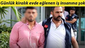 Antalyada şantaj yaptığı iddia edilen 3 şüpheli yakalandı