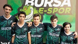 Wolfcity Bursada şampiyon COLLECTORS