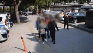 Polis müşteri kılığına girip fuhuş çetesini çökertti