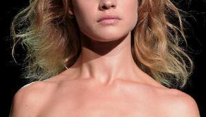 Süper model Vodianova, kadınlar için Antalyaya geliyor