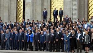 Eski Milletvekili Oya Akgönenç için Mecliste tören