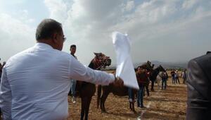 Kilisin Suriye sınırında at yarışı