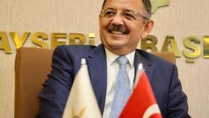 Özhaseki: Belediye başkanları orkestra şefi gibi olmalı