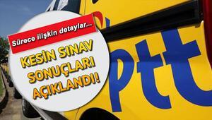 PTT kesin sınav sonucu sorgulama | PTT kesin sınav sonuçları açıklandı